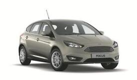 2018 Ford Focus 1.0 EcoBoost Zetec Edition 5 door Petrol Hatchback
