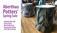 Aberthau Pottery Sale