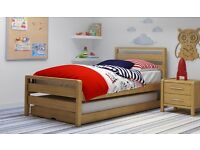 hip hop 3 in 1 wooden bed