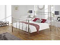 Ballito double bed frame