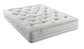 King Size Natural Cashmere Back Care Mattress