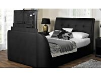 King Size Tv Bed 6 Months Old Must GO