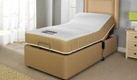 Pocketflex Electric Adjustable single bed