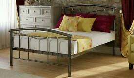 Phoenix king size bed frame