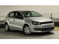 2009 Volkswagen Polo S Ac 1.2 Hatchback Petrol Manual
