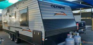 2019 Olympic MARATHON 21ft BUNK 2019 Caravan Unanderra Wollongong Area Preview