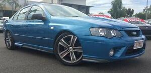 2008 Ford Falcon BF Mk II XR8 Blue 6 Speed Sports Automatic Sedan Berrimah Darwin City Preview