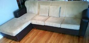 Canadian made sectional sofa