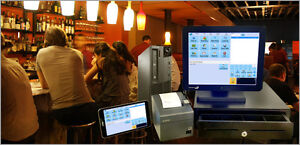 POS System Solution For Restaurant/Coffee Shops/Pizza