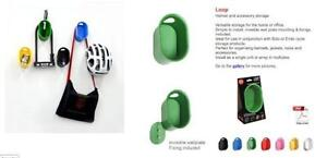 LOOP FROM CYCLOC BICYCLE HELMET AND ACCESSORY WALL HOLDER