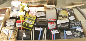 GUITAR STRAPS (USED)