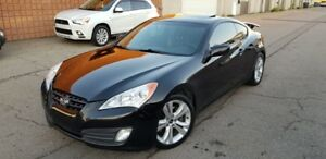 2012 Hyundai Genesis Coupe Premium PREMIUM LEATHER WITH LOTS OF