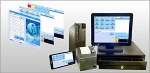 POS SYSTEM + SECURITY CAMERAS + WEBSITE + DIGITAL SIGNAGE