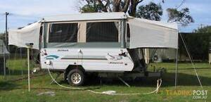 Jayco Hawk Camper + Annex for hire Prospect Prospect Area Preview