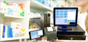 Cash Register for Pharmacy