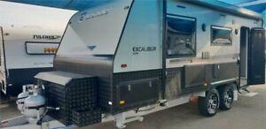2019 Crusader DUKE 20 Caravan Unanderra Wollongong Area Preview