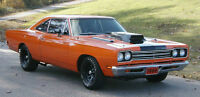 68-70 Roadrunner / 70 Chevelle / 68-70 AMX