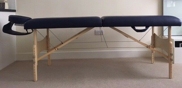 Master Portable Massage Table - Almost New / In Immaculate Condition