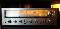 Pioneer SX 650 stereo receiver Pioneer SX 650 stereo receiver