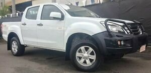 2012 Isuzu D-MAX MY11 LS-M White 5 Speed Manual Utility Berrimah Darwin City Preview