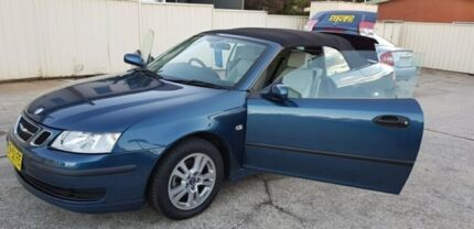 2006 SAAB 9-3 LINEAR, AUTOMATIC, TURBO, CONVERTIBLE