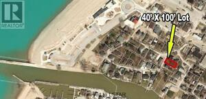 Land for sale - Property 40ft x 100ft deep (Grand Bend)