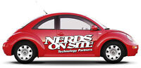 Nerds on Site is looking for more Nerds in Kingston and area!