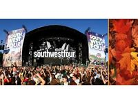 South West Four sw4 festival London x2 tickets Saturday 27th August 2016