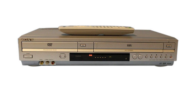 hook up dvd vcr combo player tv Our guide to setting up a dvd-vcr combo unit building a home entertainment system is becoming more complicated as new media formats continue to be introduced what was once a simple setup of a tv and one.