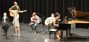 Music Lessons-Piano,Voice,Guitar,Saxophone,Flute, Accordion,Uke London Ontario image 1