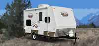 TRAVEL TRAILER RENTAL FOR $89.00 PER DAY