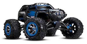TRAXXAS SUMMIT 560761-BLUE BRAND NEW IN BOX $799