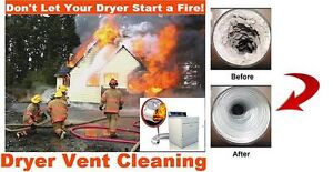Duct Cleaning Special Plus Dryer Vent Cleaning Special Cambridge Kitchener Area image 7