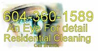 RESIDENTIAL HOUSEKEEPER - Home Cleaning