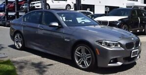 2013 BMW 528i XDrive M Pack