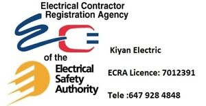Electrician  -   Electrical  and Lighting services