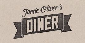 Host - New Opening, Jamie Oliver's Diner Gatwick South Terminal