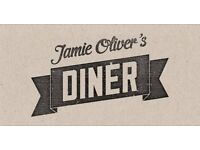 Front of House Staff - New Opening, Jamie Oliver's Diner Gatwick South Terminal