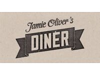 Bartenders - New Opening, Jamie Oliver's Diner Gatwick South Terminal