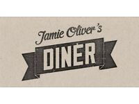 Host -Jamie Oliver's Diner, Gatwick South Terminal NOW OPEN