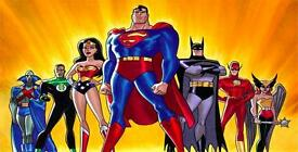 CALLING ALL SUPERHEROES! Apply for a charity fundraising role today! **£8-12p/hr**