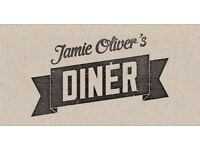 Seater - Jamie Oliver's Diner, Gatwick South Terminal NOW OPEN