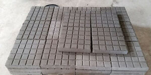 1x1 ft Patio Stone Available