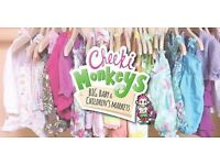 Cheeki Monkeys BIG Baby & Children's Market Pop-up Baby & Children's Market