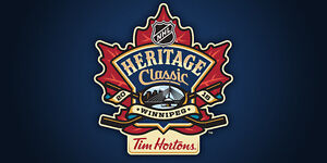 NHL Heritage Classic - Excellent Seats for sale