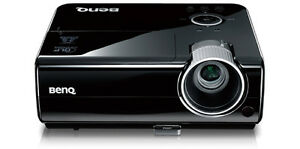 benq ms510 projector 3D - remote + HDMI