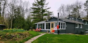 Ipperwash Family Cottage for Rent