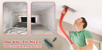 PROFESSIONAL DUCT CLEANING WITH UNLIMITED VENTS FOR ONLY $99.99