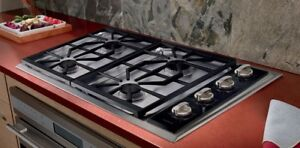 Gas Line Installations for Stoves / Cooktops