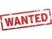 Wanted recumbent or spin bike